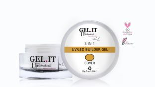 3-in-1 Builder Gel Cover 30g