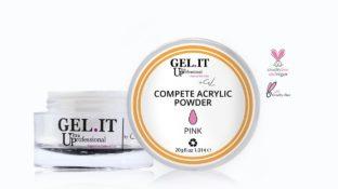 Compete Acrylic Powder Pink 20g